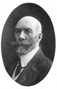 Portrait of Orison Swett Marden
