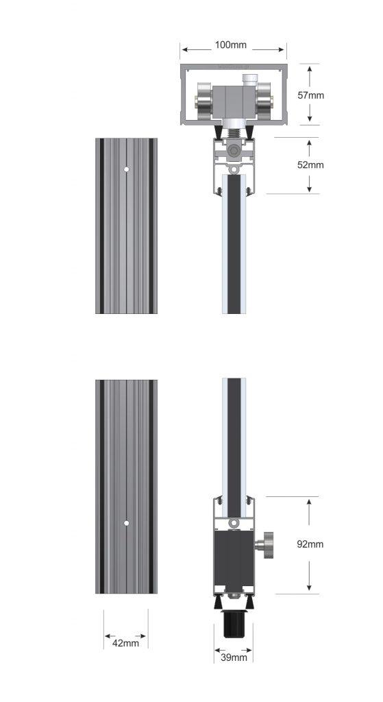 Τομή φύλλου εφαρμογής WG-300 με parking